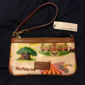 Dooney & Bourke Disney Wristlet